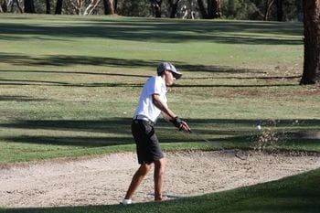 Vella leads the way as academy golfers make an impression at Bathurst