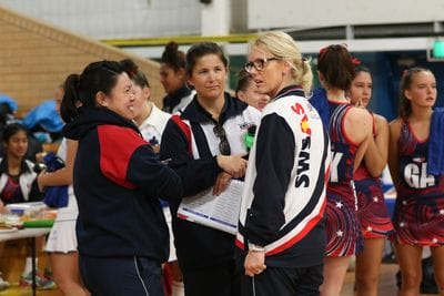 Coaches Education | South West Sydney Academy of Sport | Netball Coaches