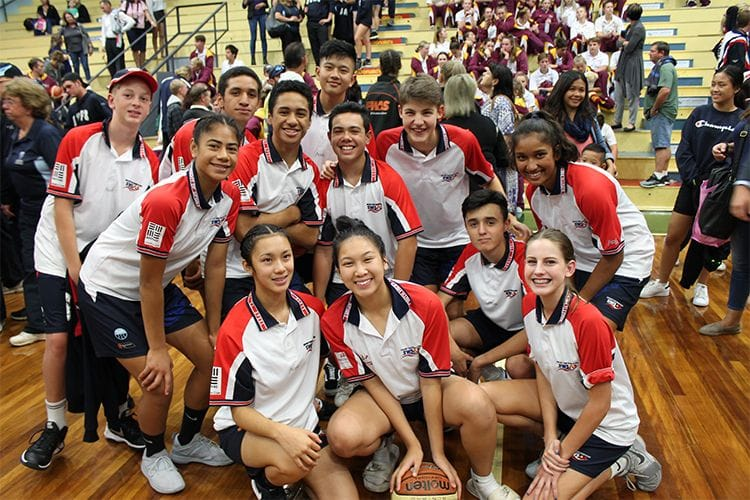 South West Sydney Academy Of Sports Basketball Program