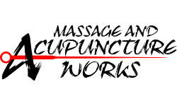 Massage and Acupuncture Works | Logo | SWSAS