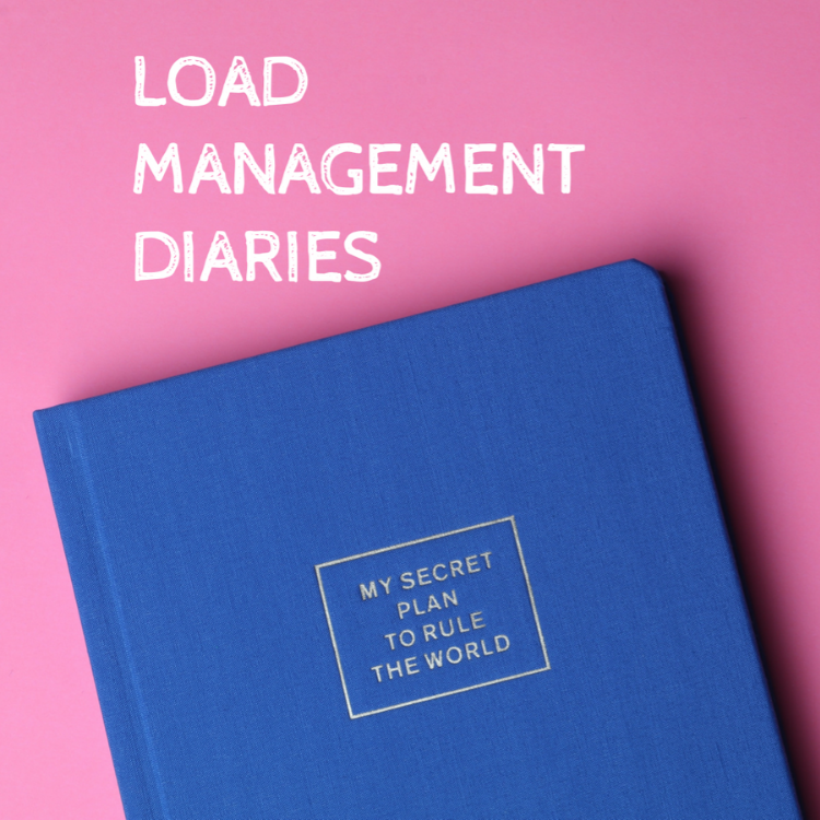 load diary swsas