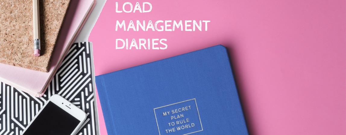 load management diaries