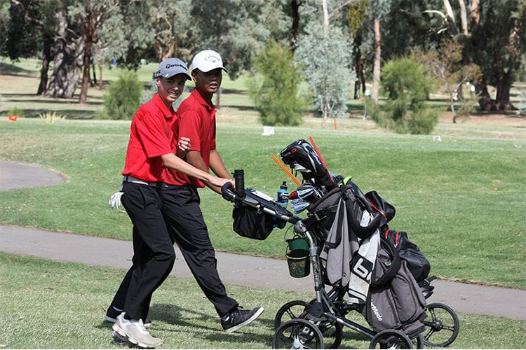 South West Sydney Academy Of Sports Golf Program