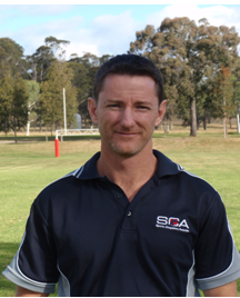 South West Sydney Academy Of Sports Grant O'Donnell