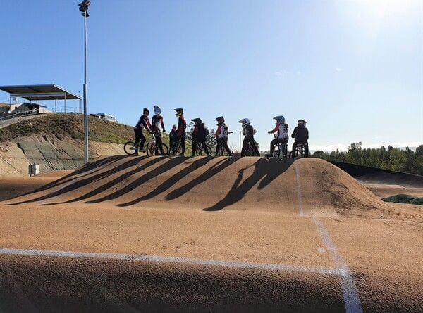 South West Sydney Academy Of Sports BMX Program