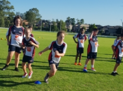 South West Sydney Academy of Sport AFL Development Program. Boys and Girls