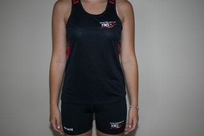 Training Singlets Girls