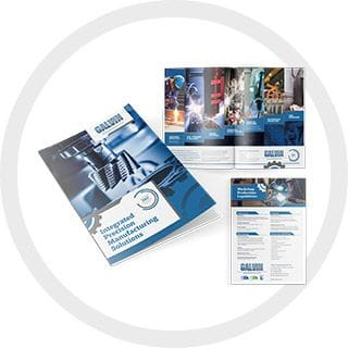 Catalogue and Brochure Design