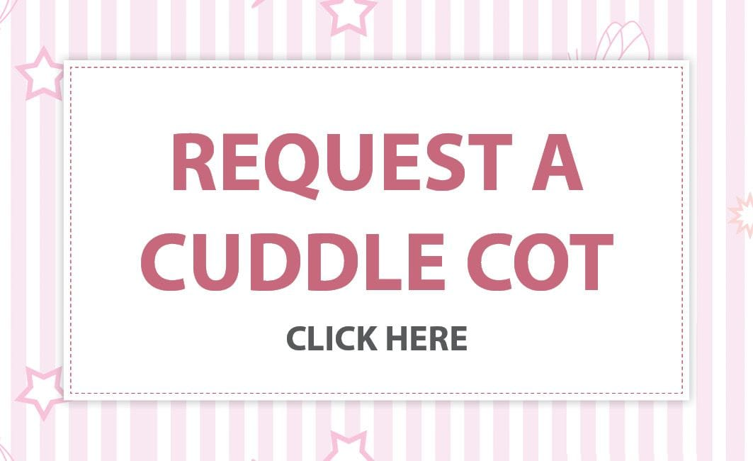 Request a Cuddle Cot with Emerikus Land Foundation