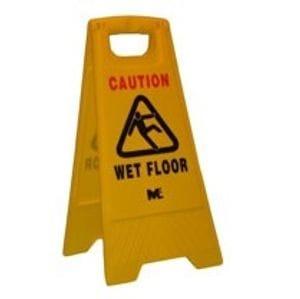 A Frame Wet Floor Sign