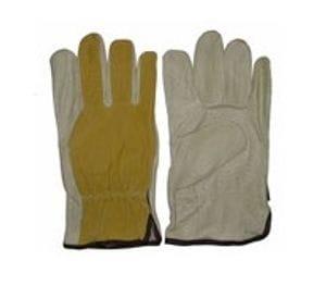 Premium pig-grain leather palm riggers gloves Sizes S-XL