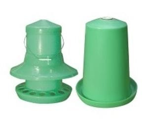 Heavy Duty Feeders and Waterers
