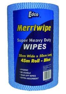 Merriwipe Super Heavy Duty Wipes Rolls