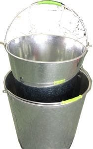 Galvanised Buckets 10 & 15L