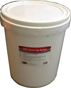 25L Screw Top Produce Bucket