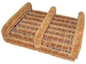Coir Boot Scraper Mat