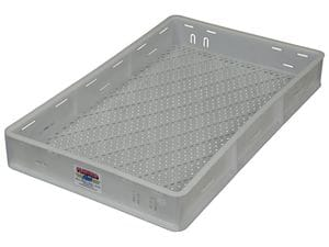 Solid or Vented Confectionery Tray