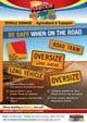 Thumbnail Long Vehicle Signs
