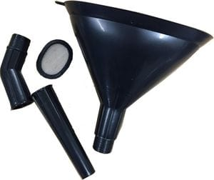 3 Piece Funnel and Filter Set