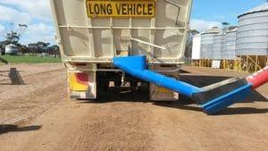 Tincurrin Truck Chute