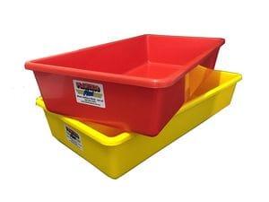 Heavy Duty Plastic Storage Tray