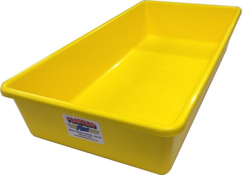 Heavy Duty Plastic Storage Tray