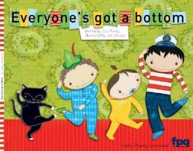 Everyone's got a bottom