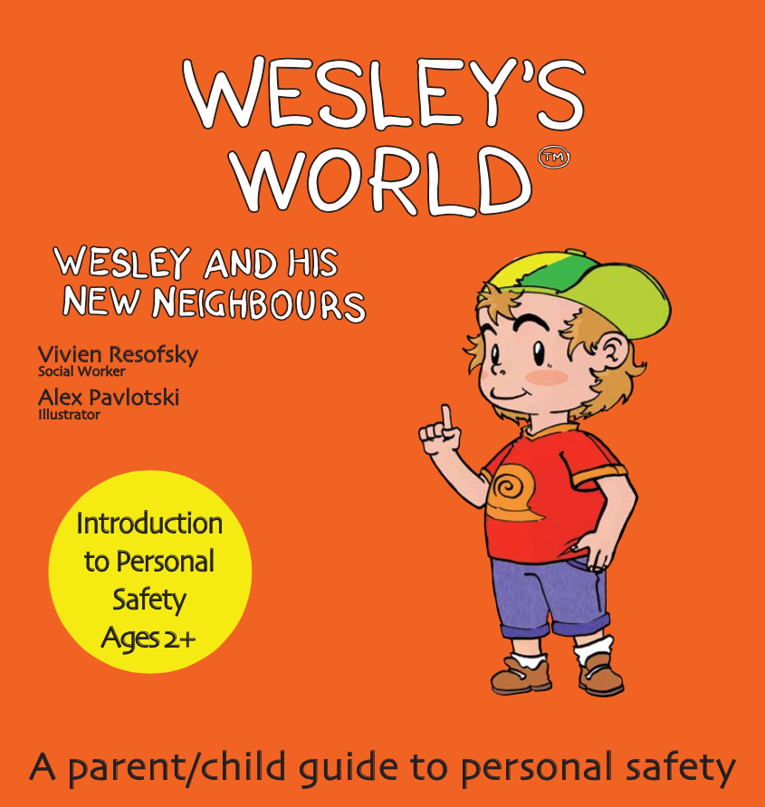 Wesley and his new neighbours - Wesley's World