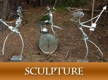 Alchemy Ironworks, Adelaide, Adelaide Hills, Wrought Iron, Sculpture