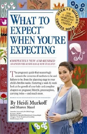 What to Expect When You're Expecting, recommended reading from Dr David Gartlan, Obstetrician & Gynaecologist Hobart