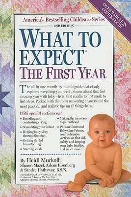 What to Expect the First Year, recommended reading from Dr David Gartlan, Obstetrician & Gynaecologist Hobart