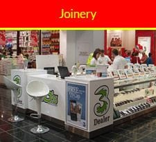 Joinery | Value Shopfitting