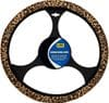 Wild Leopard Steering Wheel Cover