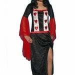 Queen of Hearts long