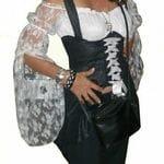 Black Lace Pirate