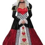 Queen of Hearts (Hooped)