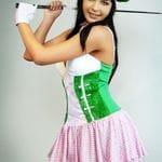 Golfer sexy