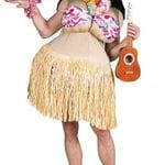 Hawaiian Girl (Fatsuit)