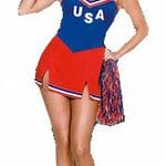 USA Cheerleader