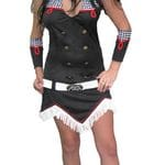 Cowgirl black sexy