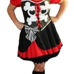 Pirate Skull Dress