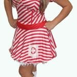 Nurse Candy Striper