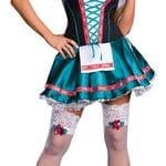 Beer girl hottie
