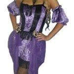 Burlesque purple
