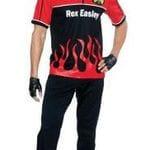 Racing Car Driver Rex