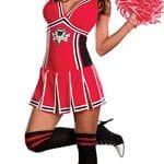 Cheerleader cutie