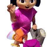 Dora mascot
