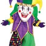 Jester Mardi Gras