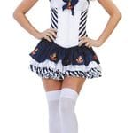 Sailor with stripes