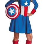 Captain America Lady